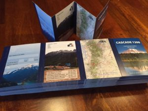 Brevet Cards for Cascade 1200K